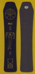★早期予約大特価★DEATH LABEL[デスレーベル] 【THE COFFIN×DEUS】 17-18スノーボード 2018年NEWモデル