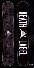 48時間セール★限定!大特価★DEATH LABEL[デスレーベル] 【BLACK FLAG】 15-16 スノーボード 2016年NEWモデル