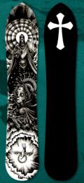 ★早期予約限定!大特価★ DEATH LABEL[デスレーベル] 【THE DRIFTER】15-16 スノーボード 2016年NEWモデル