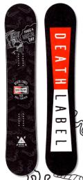 DEATH LABEL[デスレーベル] 【DEATH MACHINE】15-16 スノーボード 2016年NEWモデル