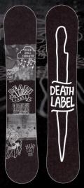 週末セール★DEATH LABEL[デスレーベル] ★【DEATH SERIES LTD2】15-16 スノーボード 2016年NEWモデル