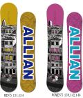 スーパーセール!早い者勝ち★大特価★ALLIAN[アライアン] 【ATLANTIS】 14-15 スノーボード 2015年NEWモデル