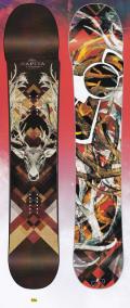 CAPITA[キャピタ] 【CHARLIE SLASHER】 15-16スノーボード 2016年NEWモデル