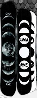 GNU[グヌー] 【SPACE CASE】 15-16 スノーボード 2016年NEWモデル