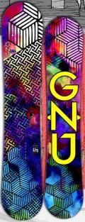 GNU[グヌー] 【VELVET GNURU】 15-16 スノーボード 2016年NEWモデル