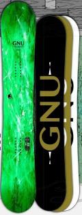 GNU[グヌー] 【KLASSY】 15-16 スノーボード 2016年NEWモデル