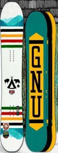 GNU[グヌー] 【BEAUTY】 15-16 スノーボード 2016年NEWモデル
