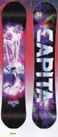 限定1本★大特価★CAPITA[キャピタ] 【JESS KIMURA PRO】 15-16スノーボード 2016年NEWモデル
