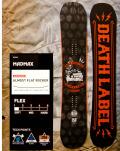 【★本数限定大特価★】DEATH LABEL[デスレーベル] 【MAD MAX 150cm】マッドマックス 12-13 スノーボード 2013年モデル