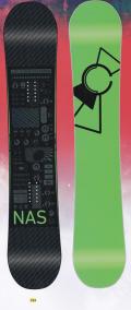 大特価★CAPITA[キャピタ] 【NAS】 15-16スノーボード 2016年NEWモデル