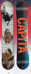 CAPITA[キャピタ] 【OUTDOOR LIVING】 15-16スノーボード 2016年NEWモデル