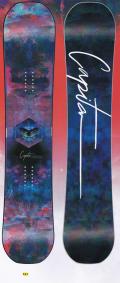 CAPITA[キャピタ] 【SPACE METAL FANTASY】 15-16スノーボード 2016年NEWモデル