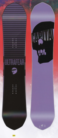 早期予約★大特価★CAPITA[キャピタ] 【ULTRAFEAR】 15-16スノーボード 2016年NEWモデル