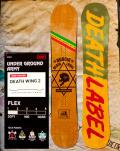 DEATH LABEL[デスレーベル] 【UNDER GROUND ARMY】アンダーグラウンド アーミー 12-13 スノーボード 2013年モデル