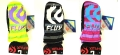 FLUX GLOVES 13-14 [ BORDER MITT ] フラックス グローブ ☆3color☆