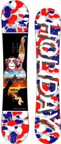 HOLIDAY[ホリデー] 【ADDICT】15-16 スノーボード 2016年NEWモデル