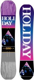 HOLIDAY[ホリデー] 【ZERO】15-16 スノーボード 2016年NEWモデル