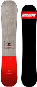 HOLIDAY[ホリデー] 【DUDE SERIAL(RED)】15-16 スノーボード 2016年NEWモデル