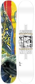 各サイズ1本★NITRO 14-15 大特価!! ナイトロ【Justin Bennee】14-15 スノーボード 2015年NEWモデル