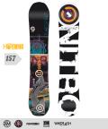 NITRO[ナイトロ]【SUBZERO】スノーボード 2013年モデル 157cm