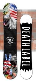 歳末セール★各1本限定大特価★DEATH LABEL[デスレーベル] 【DEATH SERIES LTD 2】 14-15 スノーボード 2015年NEWモデル