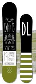★1本限定!大特価★DEATH LABEL[デスレーベル] 【BONELESS】 14-15 スノーボード 2015年NEWモデル