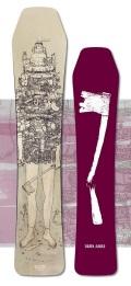 ★本数限定大特価★DEATH LABEL[デスレーベル] 【COFFIN】 14-15 スノーボード 2015年NEWモデル