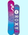 ★本数限定大特価★ROXY[ロキシー] 【SILHOUETTE JAPAN LTD】 13-14 スノーボード 2014年NEWモデル