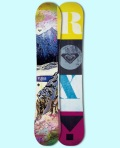 ★本数限定大特価★ROXY[ロキシー] 【T-BIRD】 13-14 スノーボード 2014年NEWモデル