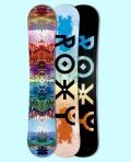 ★本数限定大特価★ROXY[ロキシー] 【XOXO】 13-14 スノーボード 2014年NEWモデル