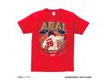 新井貴浩 引退記念グッズ Tシャツ(バックショット)