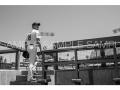 【MLB公認】前田健太アートフォトat Dodger Stadium(Bバージョン・ブラック)[限定60個]