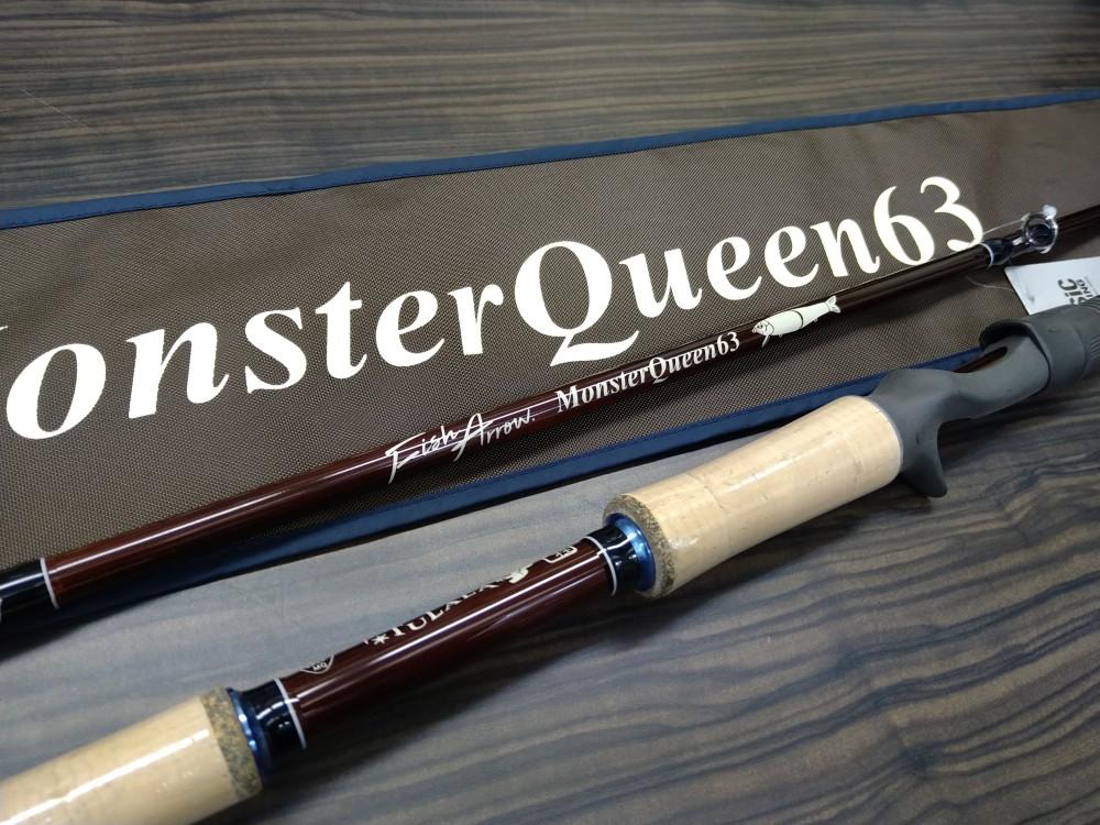 """FishArrow×TULALA  ツララ×フィッシュアロー """"MonsterQueen63/モンスタークィーン63"""" 代引き不可"""