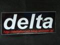 デルタ ステッカー002
