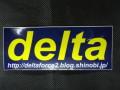 デルタ ステッカー003