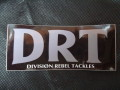 ディヴィジョンDRT ステッカー 003
