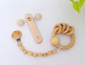 出産祝い ナチュラル赤ちゃんおもちゃセット