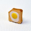 ナカムラ工房 エッグトーストのラトル