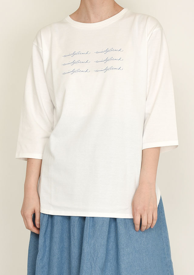 【2021春夏】イージーロングTシャツ【PL071030】【ポートランド】