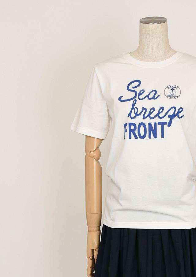 SALE!!【2020春夏】機能素材_シーブリーズプリントTシャツ【PL150302A】【ポートランド】