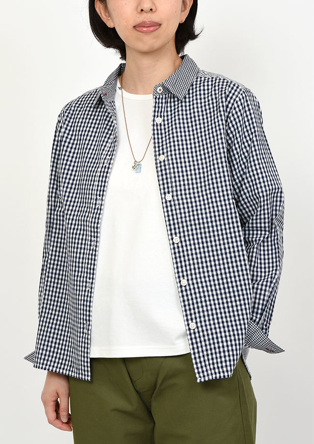 【2019秋冬】マルチパターンブラウス長袖【PE059503】【ポートランド】