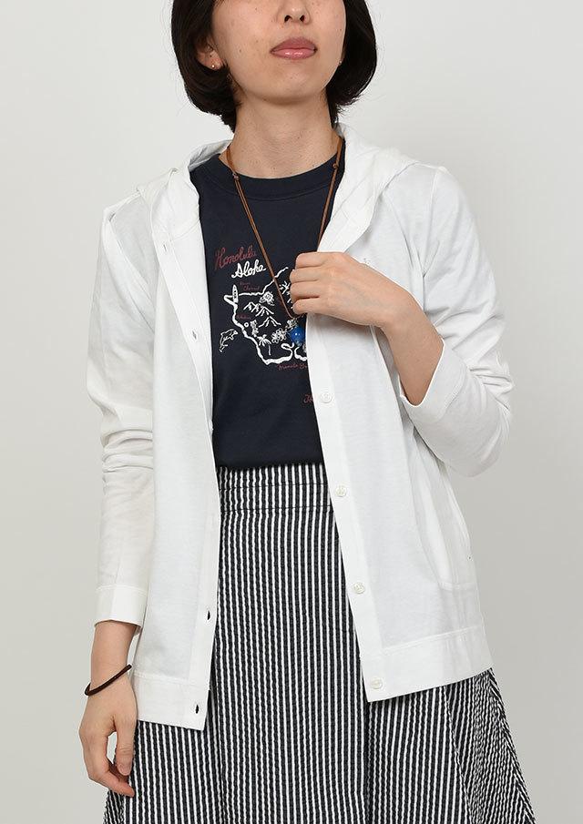 SALE!!【2019秋冬】天竺前ボタンパーカー【PL079503】【ポートランド】