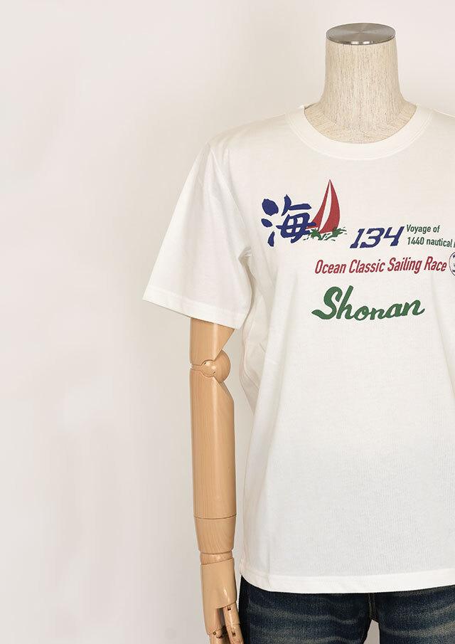 SALE!!【2020春夏】機能素材_海プリントTシャツ【PL150301A】【ポートランド】
