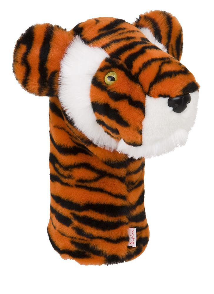 Daphne's タイガー ヘッドカバー タイガーウッズ ぬいぐるみ ドライバー用 460cc対応 虎 トラ