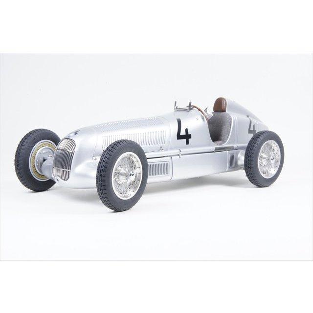CMC 1/18 メルセデス・ベンツ W25 No.4 1934 完成品ミニカー M-104