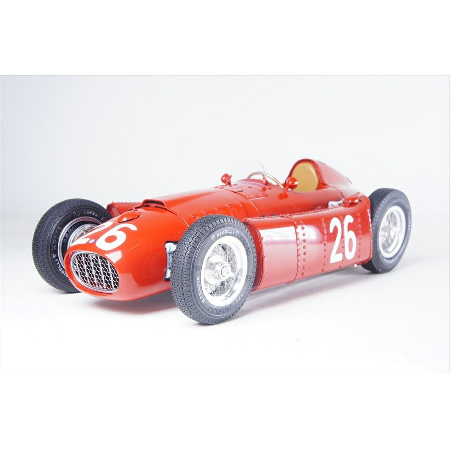 CMC 1/18 ランチア D50 No.26 1955 F1 モナコGP A.アスカリ 完成品ミニカー M-176