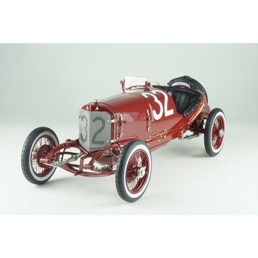 CMC 1/18 メルセデス・ベンツ No.32 1924 タルガ・フローリオ レッド 完成品ミニカー M-187