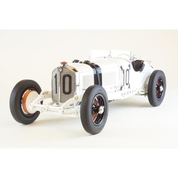 CMC 1/18 メルセデス・ベンツ SSKL. No.10 1931 ドイツGP H.シュトゥック 完成品ミニカー M-188