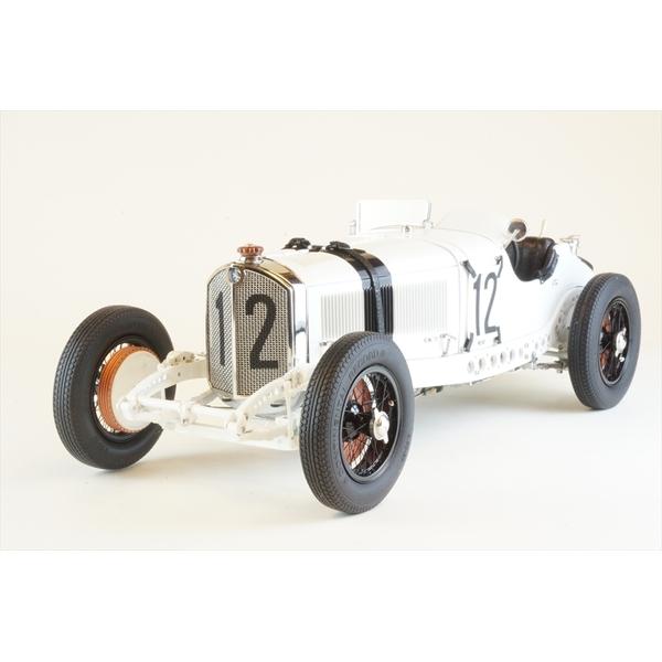 CMC 1/18 メルセデス・ベンツ SSKL. No.12 1931 ドイツGP O.メルツ 完成品ミニカー M-189