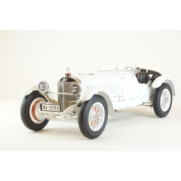 CMC 1/18 メルセデス・ベンツ SSK. 1930 ホワイト 完成品ミニカー M-190